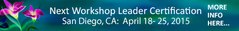 Heal Your Life Workshop Leader Training - San Diego, April 2015