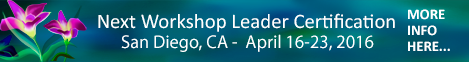 Heal Your Life Workshop Leader Training - San Diego, April 16-23, 2016