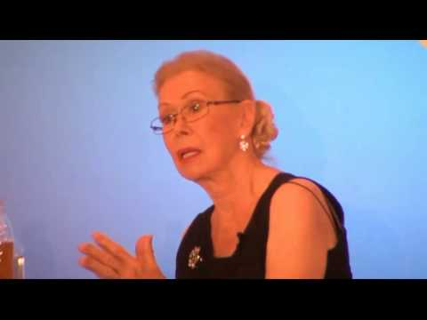 Louise Hay in the UK - click to see video